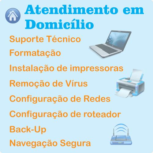 Assistencia tecnica informatica Curitiba