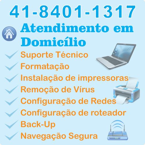 Assistencia tecnica informatica Agua Verde
